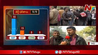 Delhi poll result: AAP moving towards hatric victory; disa..