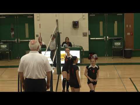 NAC - Plattsburgh JV Volleyball 10-17-13