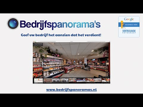 Google Maps Business View Fotograaf in Apeldoorn (Gelderland)
