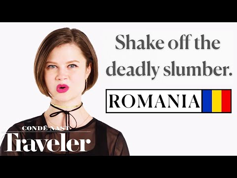 70 People from 70 Countries Sing Their Country's National Anthem | Condé Nast Traveler