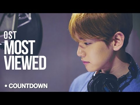 [ TOP 37 ] Most Viewed Korean Drama OST Music Videos