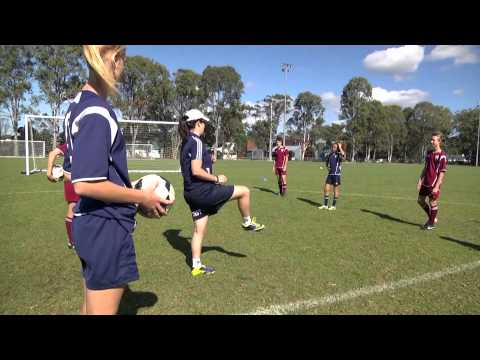 Rikki talks about the soccer program being offered by Queensland Government Schools