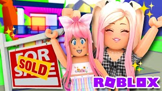 *MOVING DAY* Mom Life in Adopt Me ROBLOX Roleplay