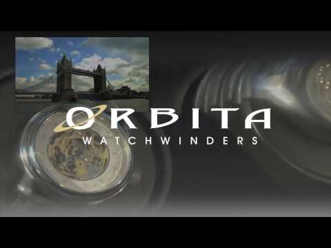 Orbita Watch Winders - The Leader of Craftsmanship