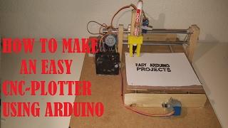 Building an XY Plotter - aswan korula