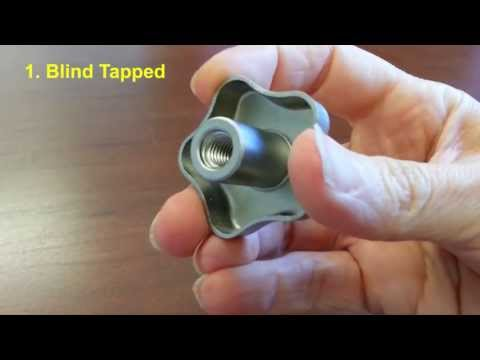 Component Seminar: Choose the Right Knob--Mounting Options