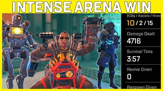 This Intense Apex Legends Arena Game Shows Why Strategy Is So Crucial - Apex Legends Season 9