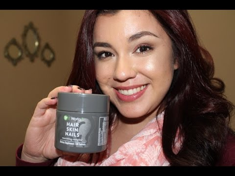 It Works! Hair Skin Nails | VideoMoviles.com
