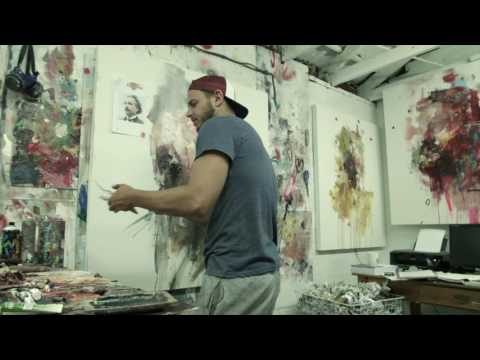 Abstract Painting - A Documentary Video