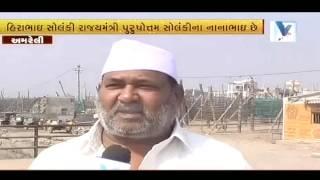 MLA Hirabhai Solanki work's report at Rajula, Amreli | Vtv Gujarati