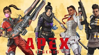Apex Legends All Characters Abilities Gameplay 2020
