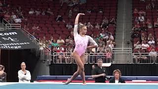 Simone Biles and more at the 2019 GK U.S Classic - Women's Floor