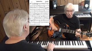 Midnight Blue - Country guitar & piano cover ( Melissa Manchester & Carole Bayer Sager )