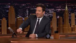The Tonight Show host Jimmy Fallon pays tribute to his mother