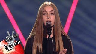Jade - 'Homesick'   Blind Auditions   The Voice Kids   VTM
