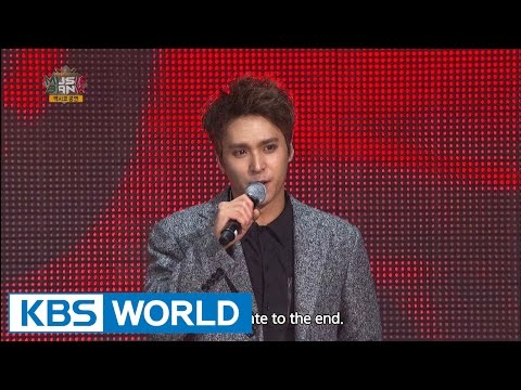BEAST - 12:30 / It's a Beautiful Night | 비스트 - 12시30분 / 아름다운 밤이야 [Music Bank HOT Stage / 2014.11.12]