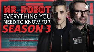 Everything you need to know About Mr. Robot Season 3!