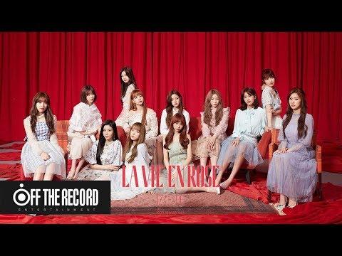 IZ*ONE (아이즈원) - '라비앙로즈 (La Vie en Rose)' @2018 MAMA IN KOREA