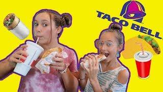 Taco Bell MUKBANG!