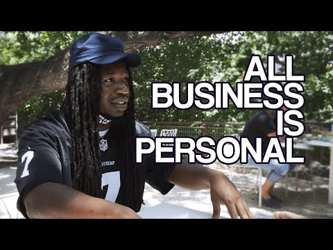 All Business Is Personal | Austin, TX | Vlog #4 (Feat. CT Schenk)