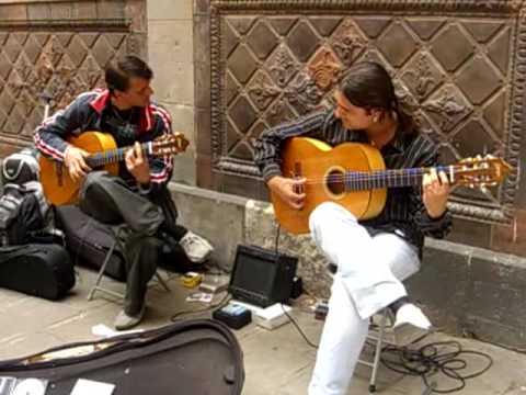 Flamenco Guitar Barcelona