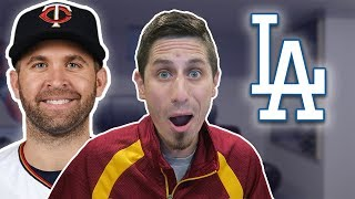 BRIAN DOZIER TRADED TO DODGERS REACTION