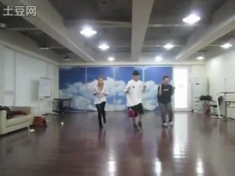 110103 SM Choreographers - Think About You (Khuntoria's MBC Gayo Daejun dance stage)