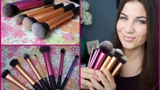 My Favorite Real Techniques Brushes!