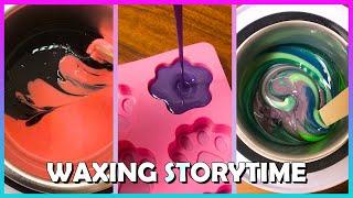 Satisfying Waxing Storytime ✨😲 Tiktok Compilation #
