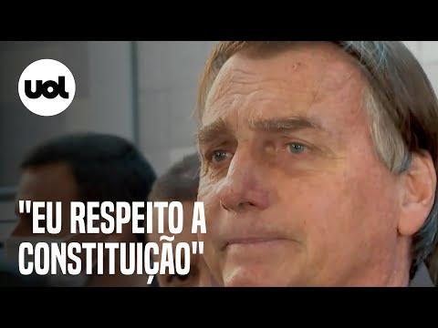 """Bolsonaro: """"Não tem cabimento uma pessoa ser presa por fake news"""""""