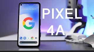 THIS is How You Make A Budget Phone: Google Pixel 4a Review