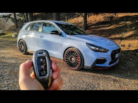 "Hyundai i30N Performance Driven - Is it a Proper HOT-HATCH"" [Sub ENG]"