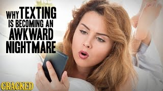 Why Texting Is Becoming An Awkward Nightmare