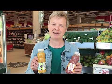 Axfoods varumärke Garant lanserar smoothies som går att panta