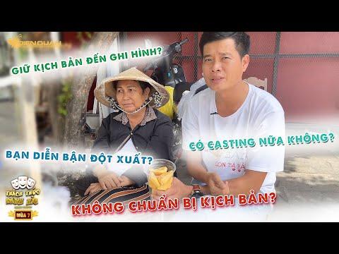 Thách thức danh hài mùa 7 | ĐD Khương Dừa chia sẻ kinh nghiệm