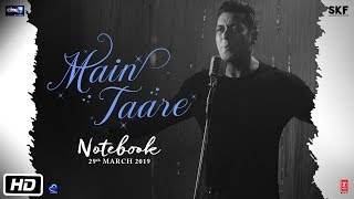 Main Taare – Salman Khan – NOTEBOOK