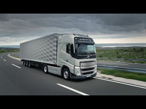 Volvo Trucks ? The new Volvo FH - Moving your business forward