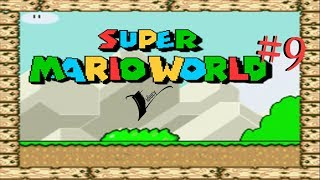 SLIPPERY STAIRS | Super Mario World Let's Play #9 | Vidiocy