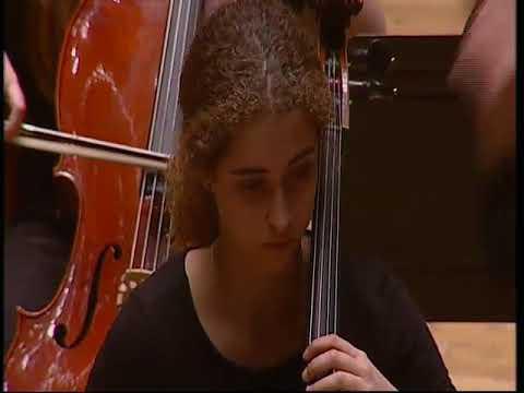 Adagio para cuerdas op.11 ORQUESTA DE CÁMARA 'DA CAPO' DE ALBAIDA