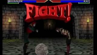 TAS Mortal Kombat 4 N64 in 7:58 by Xyphys