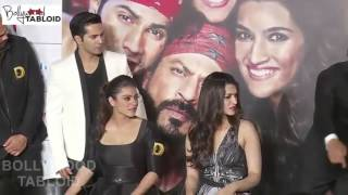 Comedy Nights with Kapil Shahrukh & Kajol Dilwale 13th Dec 2015 Full Promotions