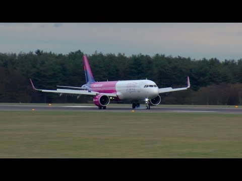 London Luton Airport welcomes new Wizz Air A321neo