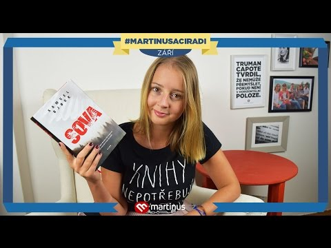 Zářijové knižní tipy: Lucka - Sova #martinusaciradi + #knihotriko a soutěž!