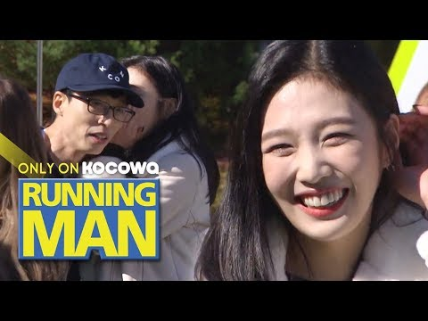 Joy Suddenly Reveals That She Knows Jae Seok's Weakness [Running Man Ep 426]