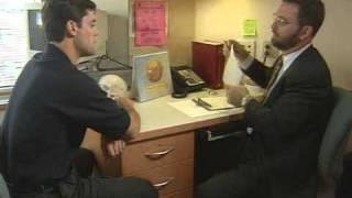 Pat LaFontaine & Dr. Jim Kelly: Neuropsychology Test