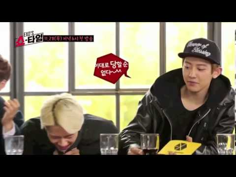 [ENG SUB] 131122 EXO's SHOWTIME Preview