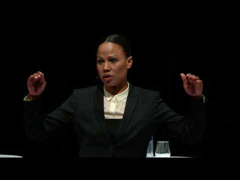 17 Scenkonstdagarna 2018 Kultur  och demokratiminister Alice Bah Kuhnke