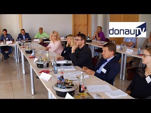 DONAU TV: Gründung kommunales Energieeffizienznetzwerk Ostbayern