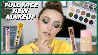Morphe x Jaclyn Hill Dark Magic Palette | FULL FACE FIRST IMPRESSIONS
