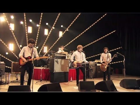 THE BAWDIES - SHAKE YOUR HIPS from LIVE DVD